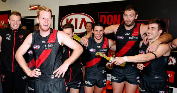 What do the Bombers need in the trade period that could take them to the next level? | | #AFLDonsSaints Photo