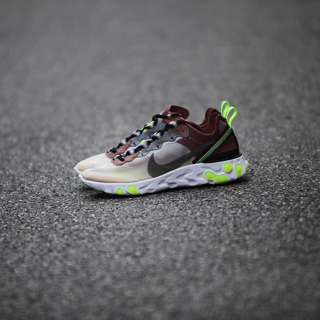 ab93bc02409 new nike react element 87 colorways releasing august 14 which of the two is  your favorite