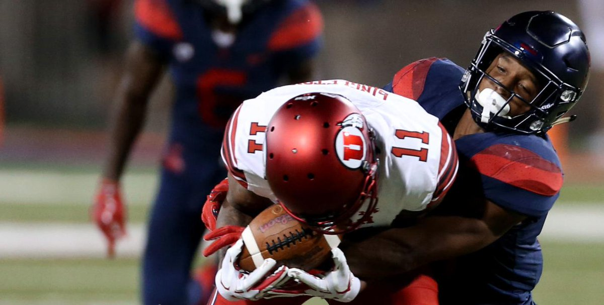 Arizona safety Scottie Young rejoins team, will serve one-game suspension https://t.co/hsJ9JNnl5Y