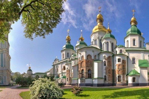 Экскурсии из Киева