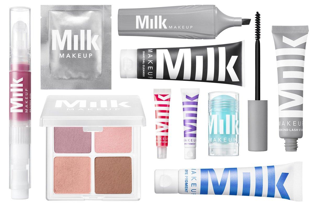 Косметика milk makeup купить детская косметика для девочек в чемоданчике купить в перми