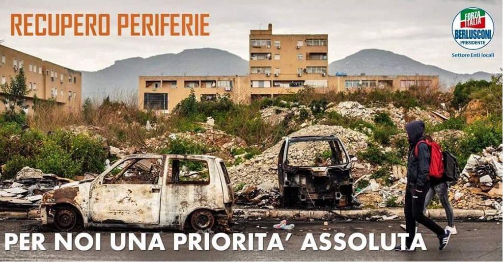 Per @forza_italia il recupero delle #periferie è una priorità assoluta, a differenza di quanto il governo intende fare con emendamento al #Milleproroghe che blocca 2,1 miliardi di investimenti. A settembre daremo battaglia in Parlamento, la rigenerazione urbana è asset strategico  - Ukustom
