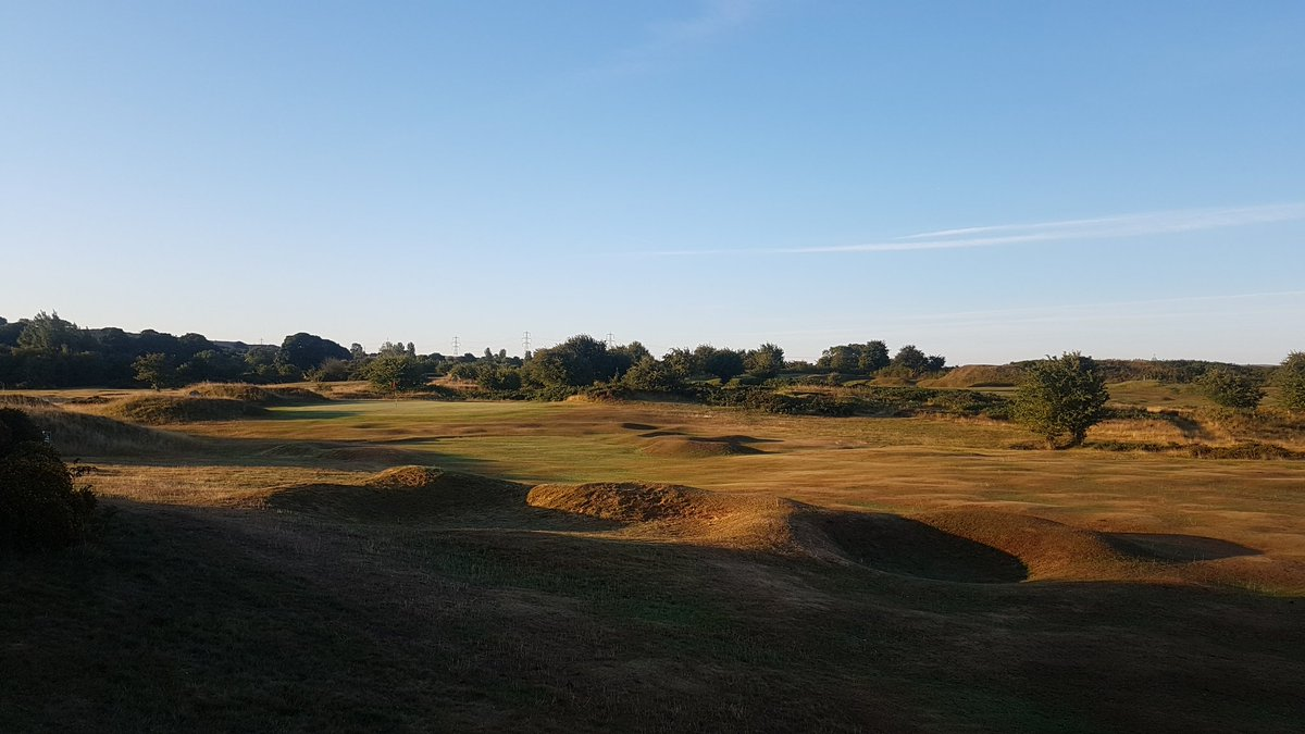 test Twitter Media - March Medal Day (that's not a typo)! Fresh start to the day but looks like it's going to be a beautiful one! Good luck to all those that are playing today! ⛳🏌️♂️☀️ https://t.co/Cpjapc8Fm2
