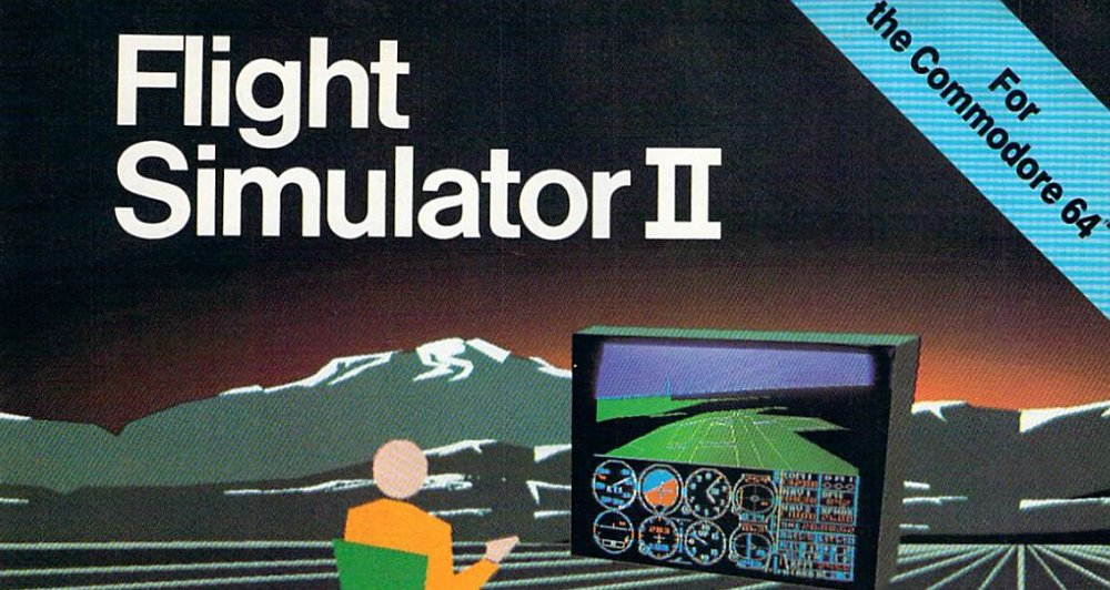 Présentation du jeu Flight Simulator 2 pour Commodore C64 - SubLogic 1984 : https://t.co/8uKU5Bcsh4 #jeuxvideo #simulateurdevol #fs2 #flightsimulator #commodore #c64 #sublogic #microsoft https://t.co/e9NNEiSU7c