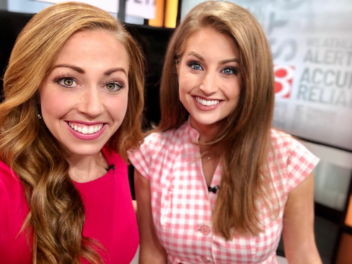 Happy Saturday! @StephanieMeadWX &amp; I are on #Daybreak8 until 10 a.m.  Tell us where you're watching from! <br>http://pic.twitter.com/VNbxaR6UVf