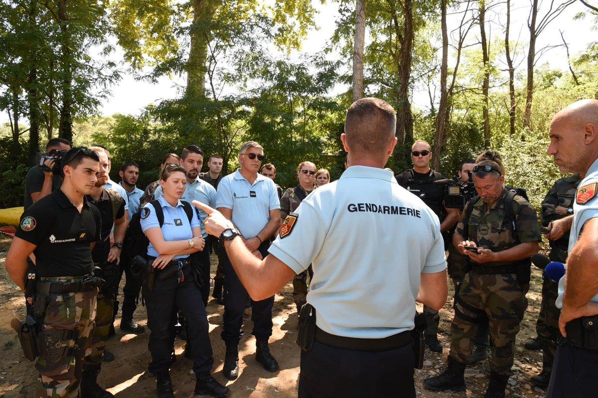 httpswwwgendcomgendarmerieinterieur gouvfractualitesinondations dans le gard la gendarmerie fortement mobilisee pictwittercomt523coe7nu