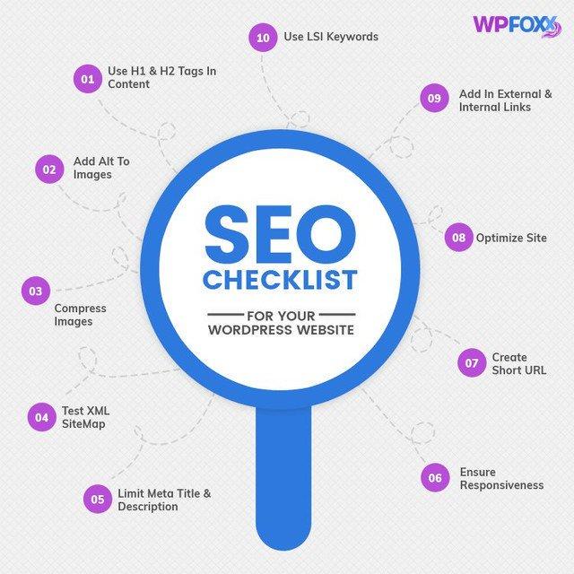 &quot;#SEO checklist for your #wordpress #website&quot; #webdesign #InternetMarketing #SEOtips #OnlineMarketing #EmailMarketing  #marketing #DigitalMarketing #socialmedia #wordpresswebsite #business #InboundMarketing #GrowthHacking #SMM #ecommerce  #entrepreneur #b2b #sem #ContentMarketing<br>http://pic.twitter.com/MdSkyma8D8