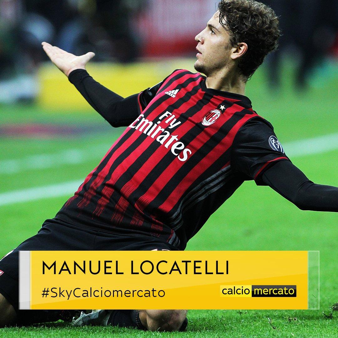 #UltimOra #Mercato #Milan, per Locatelli è fatta con il #SassuoloLunedì le visite mediche del centrocampista#SkyCalciomercato  - Ukustom