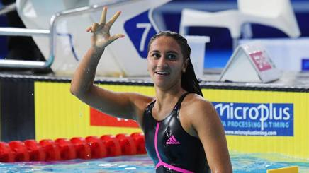 #Europei, #nuoto: regina #Quadarella, la diva dei pompieri http://rosea.it/e03939f9Il #nuoto  - Ukustom