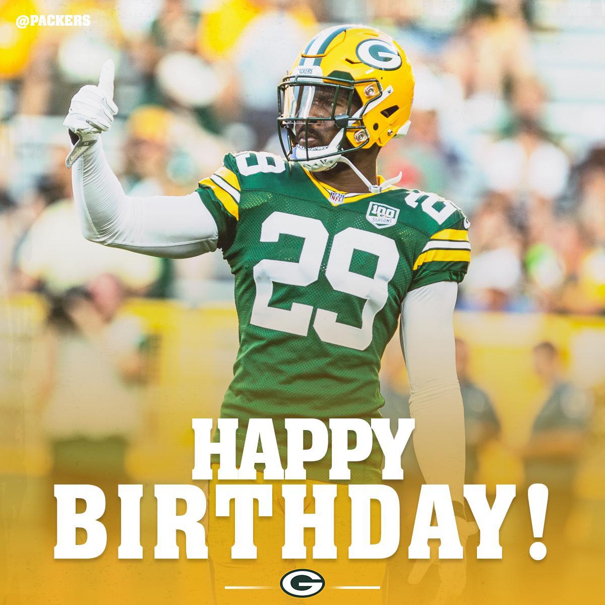 Happy Birthday Kentrellbrice Pckrs Com Xt3aq Https T Co Dzuwbddmu3 Football Green Bay Packers News Newslocker