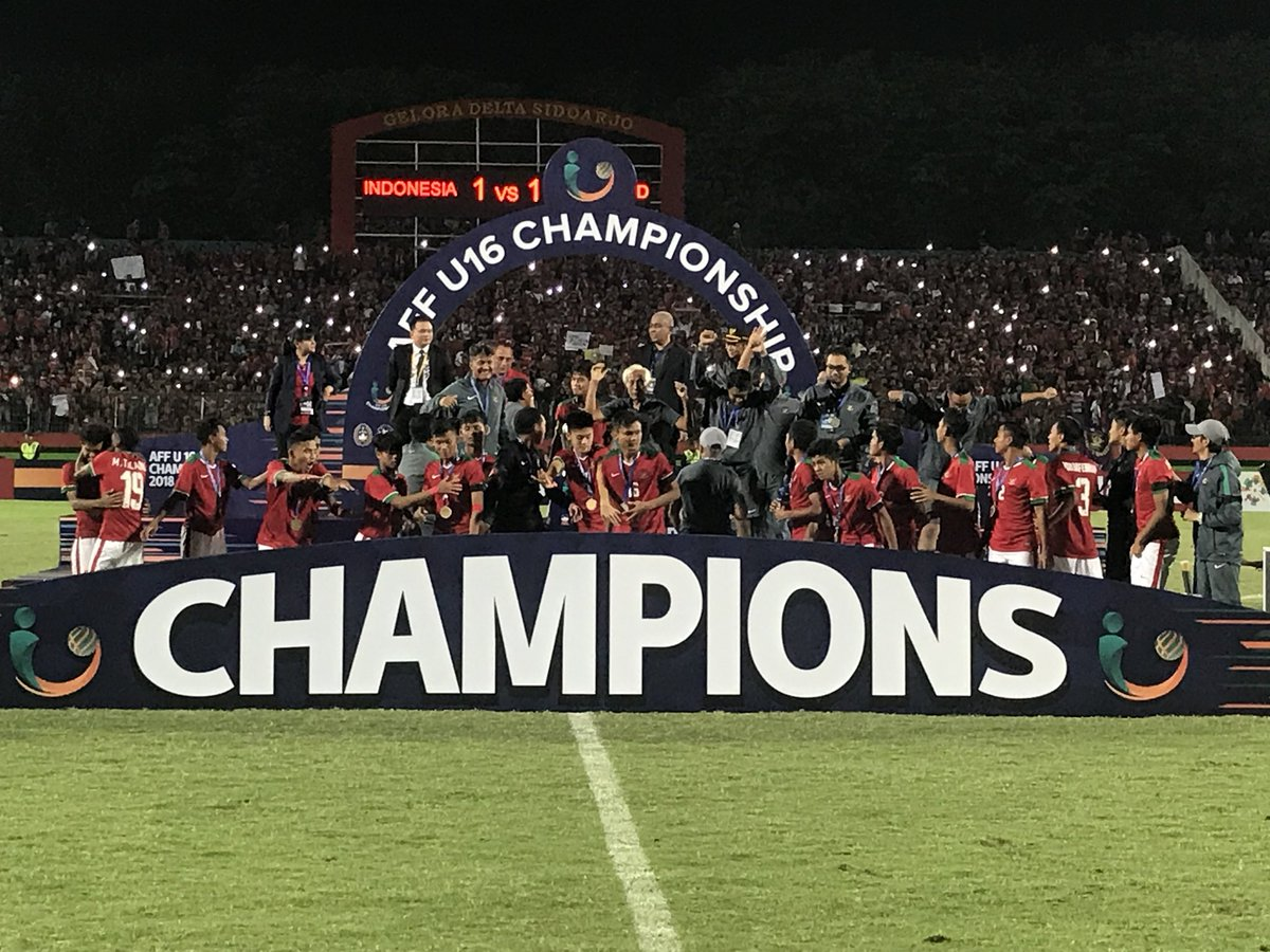 Image result for Thailand 1-1 Indonesia
