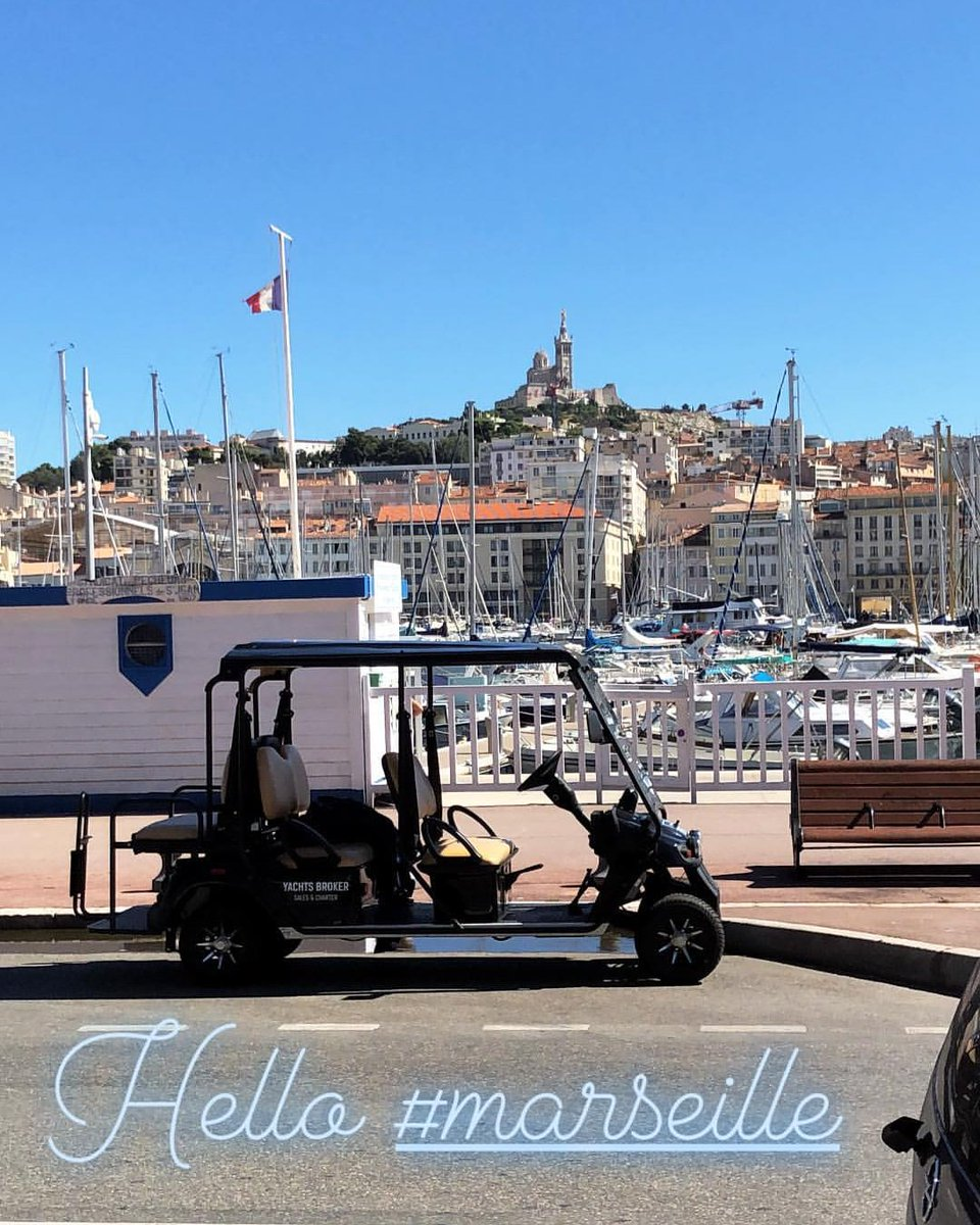 @kelly_vedovelli Allez le bastos va visiter Marseille avec ma prouf. Mattez moi la je l\
