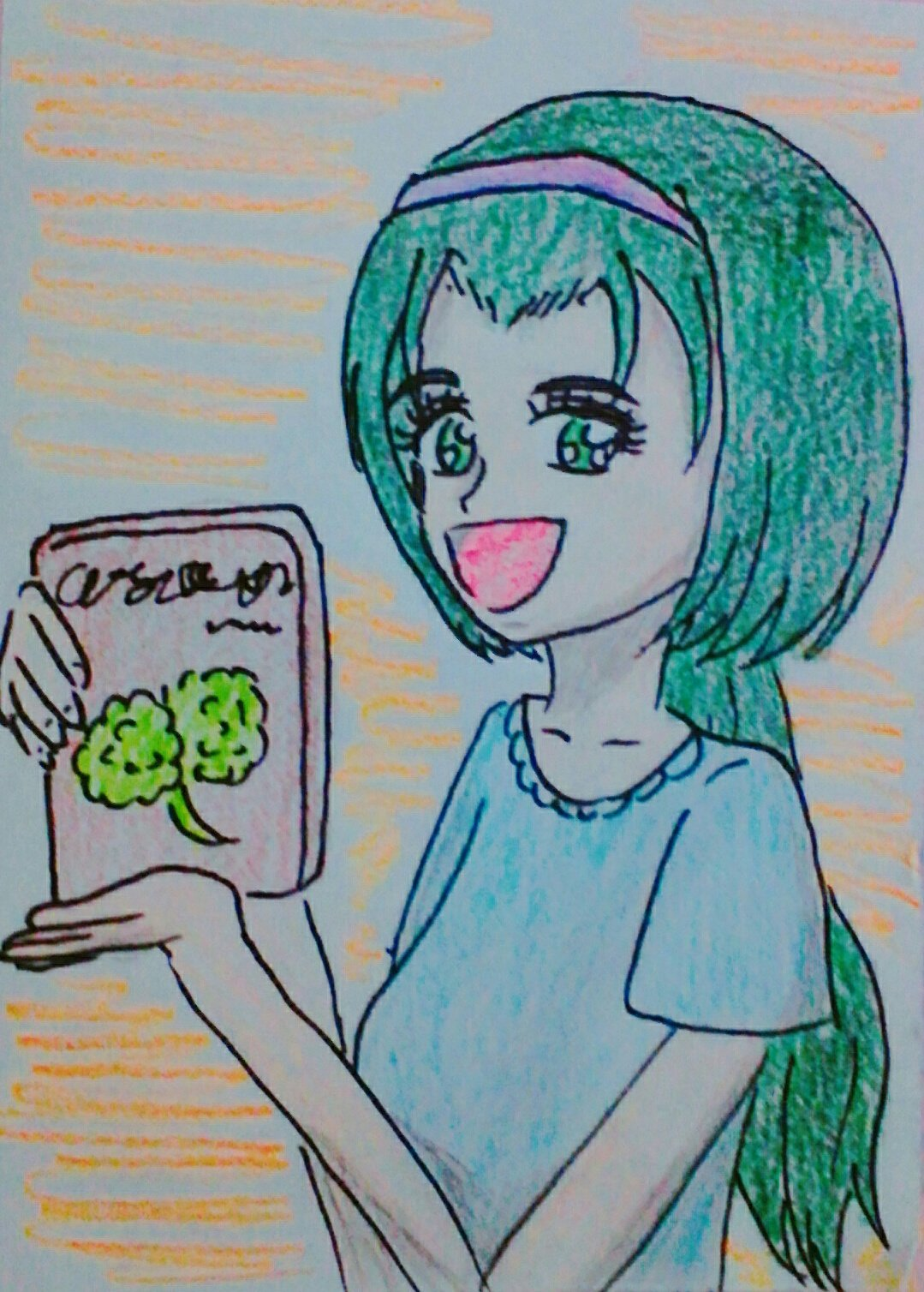 青織蓬酒 (@chanbr0306)さんのイラスト