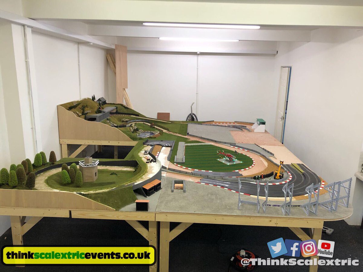 Think Scalextric Events on Twitter: