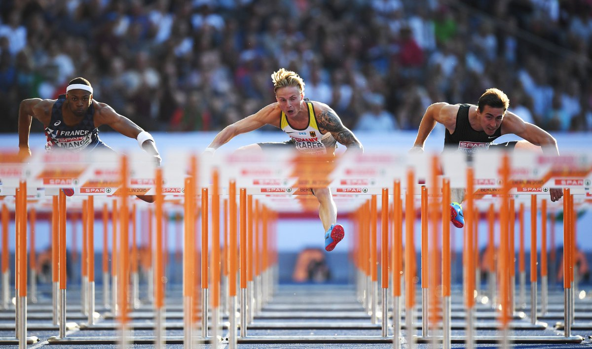 #EBUsport & @EuroAthletics delighted to announce long-term renewal of worldwide media rights contract. This extension takes the partnership, which began in 1981, through to the end of 2027. Read more; bit.ly/2B2a33n @EurovisionMedia Photo: Berlin 2018 via Getty Images