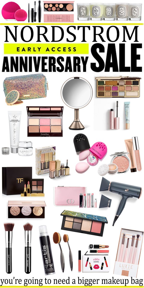A little something I wrote recently: Nordstrom Anniversary Sale | Exclusive Beauty Bundles, Sets &amp; Deals  https:// goo.gl/fkeD4M  &nbsp;   #NSALE <br>http://pic.twitter.com/5APz7n48p1