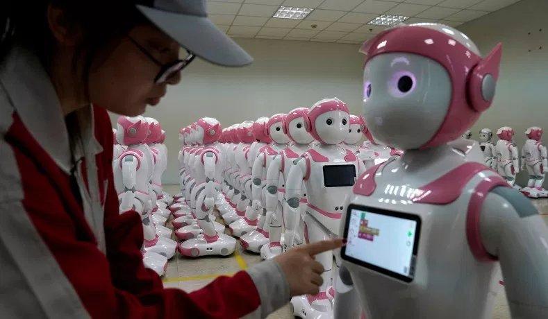 The Rise of Illiberal Artificial Intelligence #facialrecognition #ArtificialIntelligence #MachineLearning #DataScientist #AI #ML #Robots   https://www. nationalreview.com/2018/08/china- artificial-intelligence-race/ &nbsp; … <br>http://pic.twitter.com/iORpbJeWTz