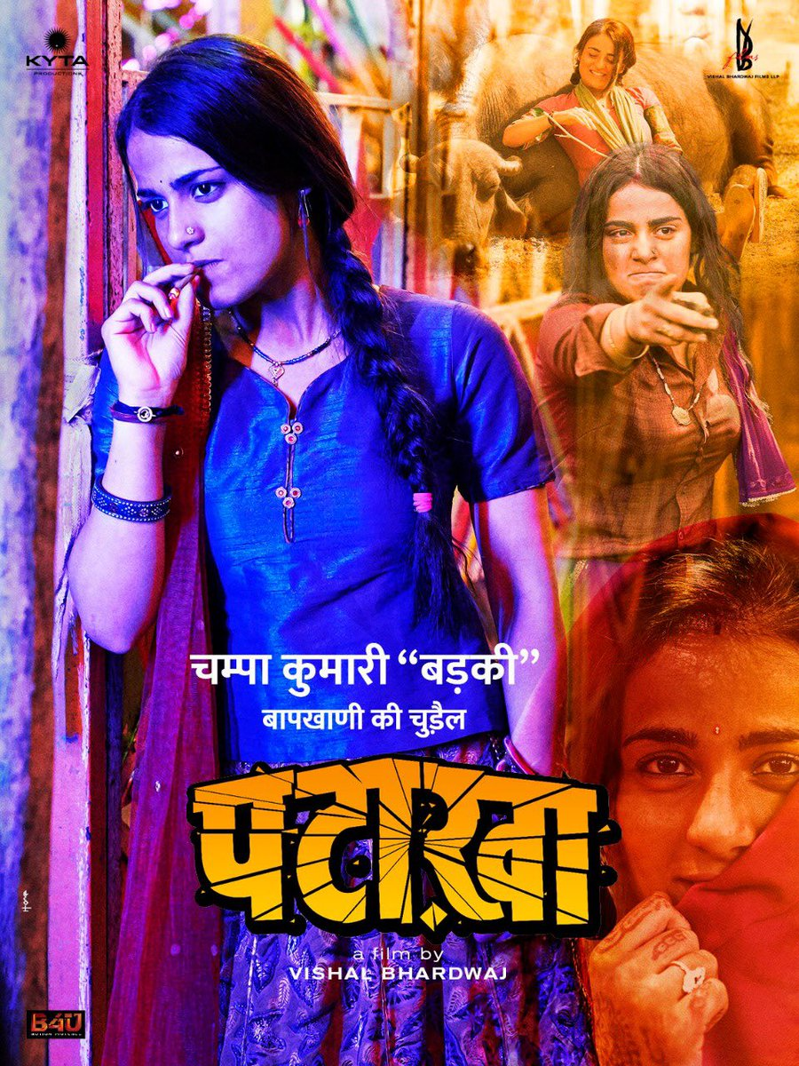 Image result for patakha movie