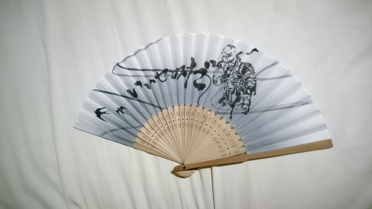 test ツイッターメディア - 新川さん風にスネークを描いてみた!滲みはしゃあないと言い聞かせ グロズニィグラードにしんしんと降る雪を思い浮かべて夏を乗り切りますw #MGS #メタルギア #ダイソー https://t.co/CE25QKgzUO