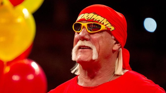 Happy 65th Birthday to Hulk Hogan! The retired professional wrestler.