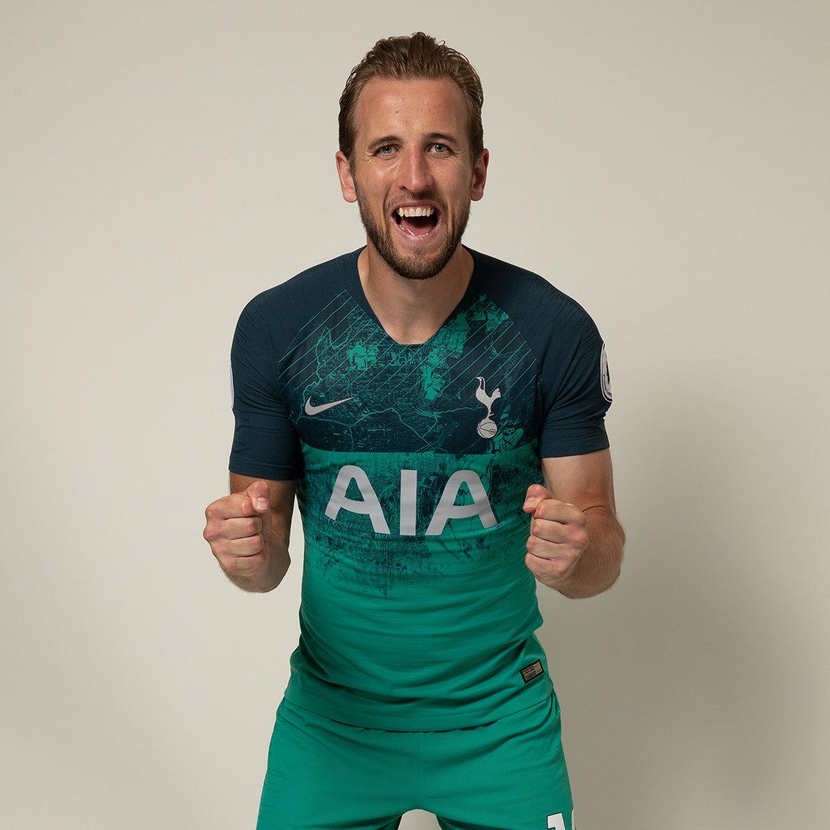 Mundo Da Bola On Twitter O Novo Uniforme Alternativo Do Tottenham