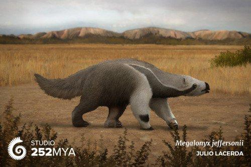 giant animals north america - HD1200×800
