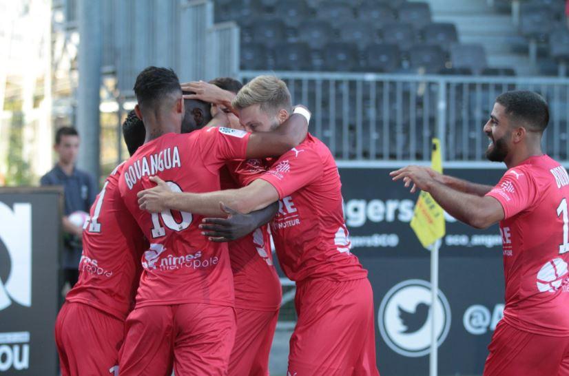 [#L1🇫🇷] Angers - Nîmes ce soir 🐊   76' 3-1 77' 3-2  86' 3-3 89' 3-4   Quelle remontée ! 💥