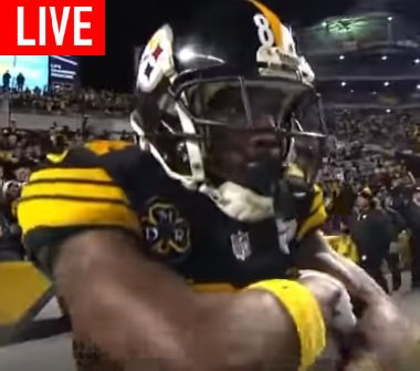 new style 9aa14 91caa Watch NFL Pittsburgh Steelers games online on CBS ...