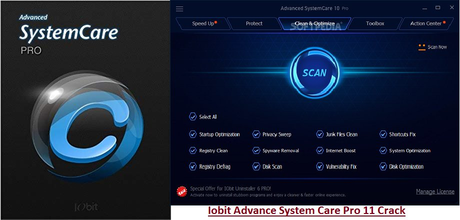 advanced systemcare 11.5 free key