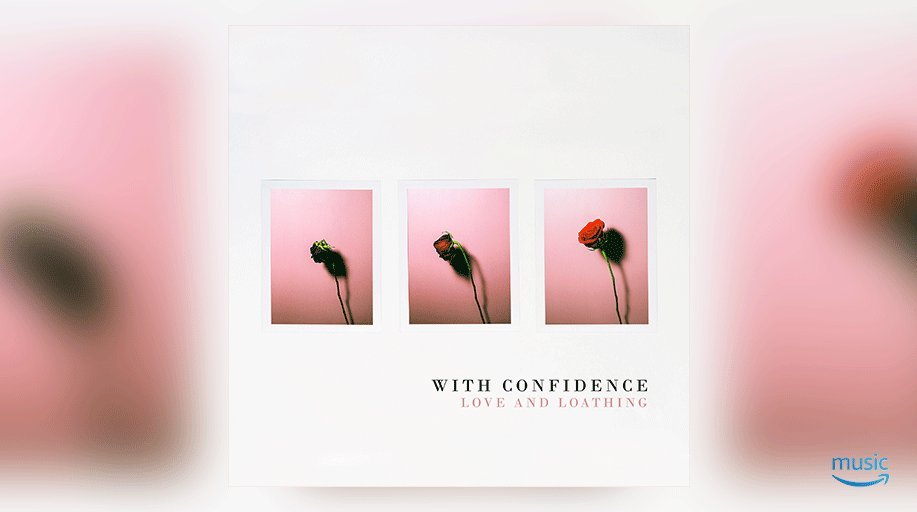 .@withconfidence_ here to get your weekend going. Turn up 'Love and Loathing' amzn.to/2MaEqKh