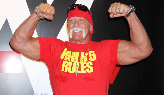 Happy Birthday to WWE Hall of Famer Hulk Hogan who turns 65 today!