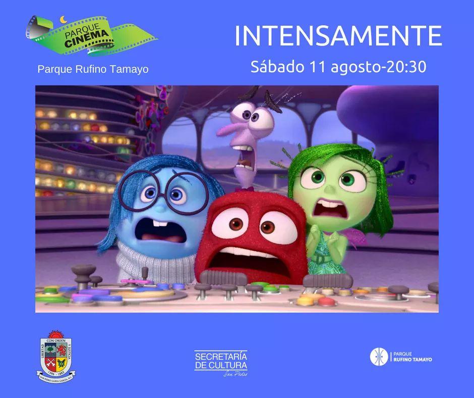San Pedro On Twitter Esta Noche At Parquecinema Presenta La Película