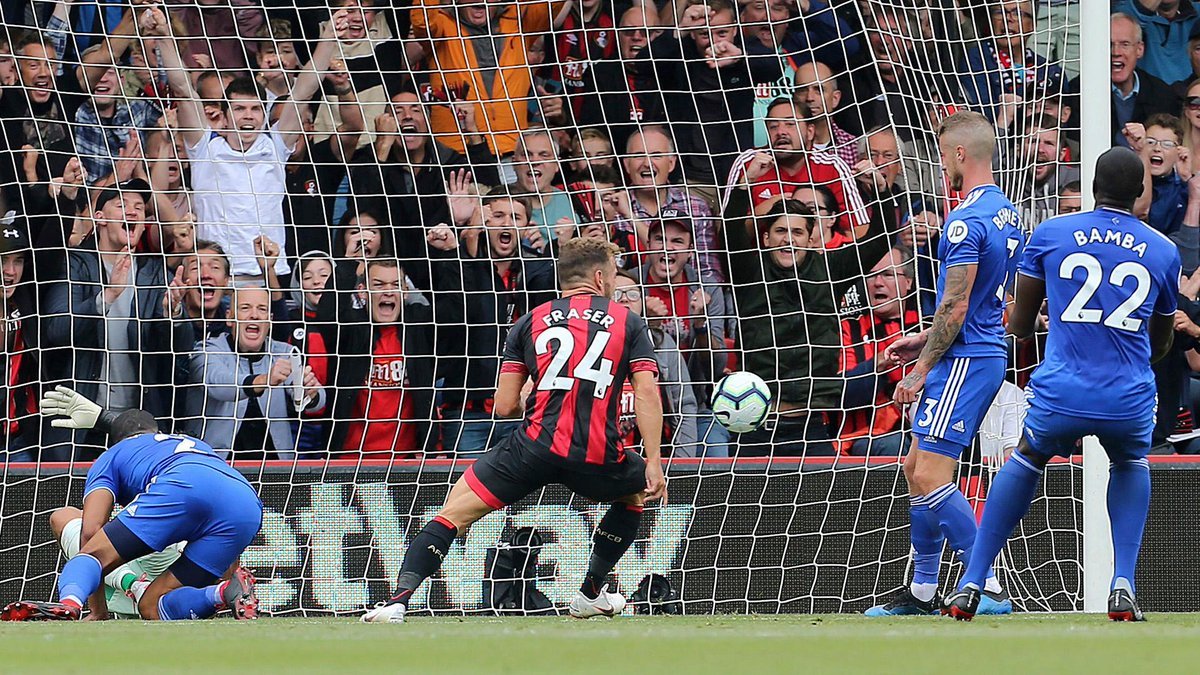 Video: AFC Bournemouth vs Cardiff City