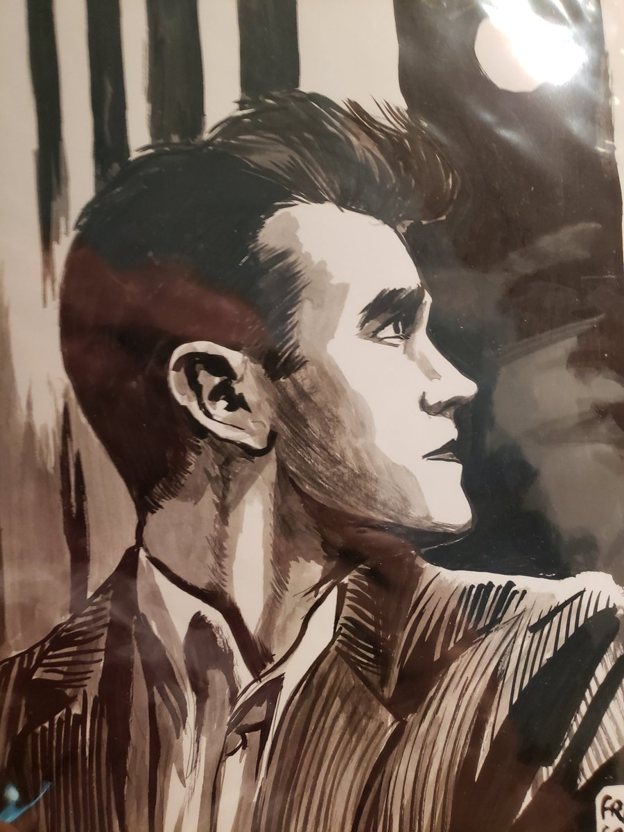 @f_francavilla the @officialmoz is home! Thanks again, amazing piece of art!! #graziemille <br>http://pic.twitter.com/gipZ7mSYCa