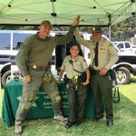 Our Deputies come in all sizes!! 🙈🙉🙊 Join our team! 👮🏻‍♂️👮🏽‍♀️👮🏽‍♂️ #sbsheriff #joinsbso