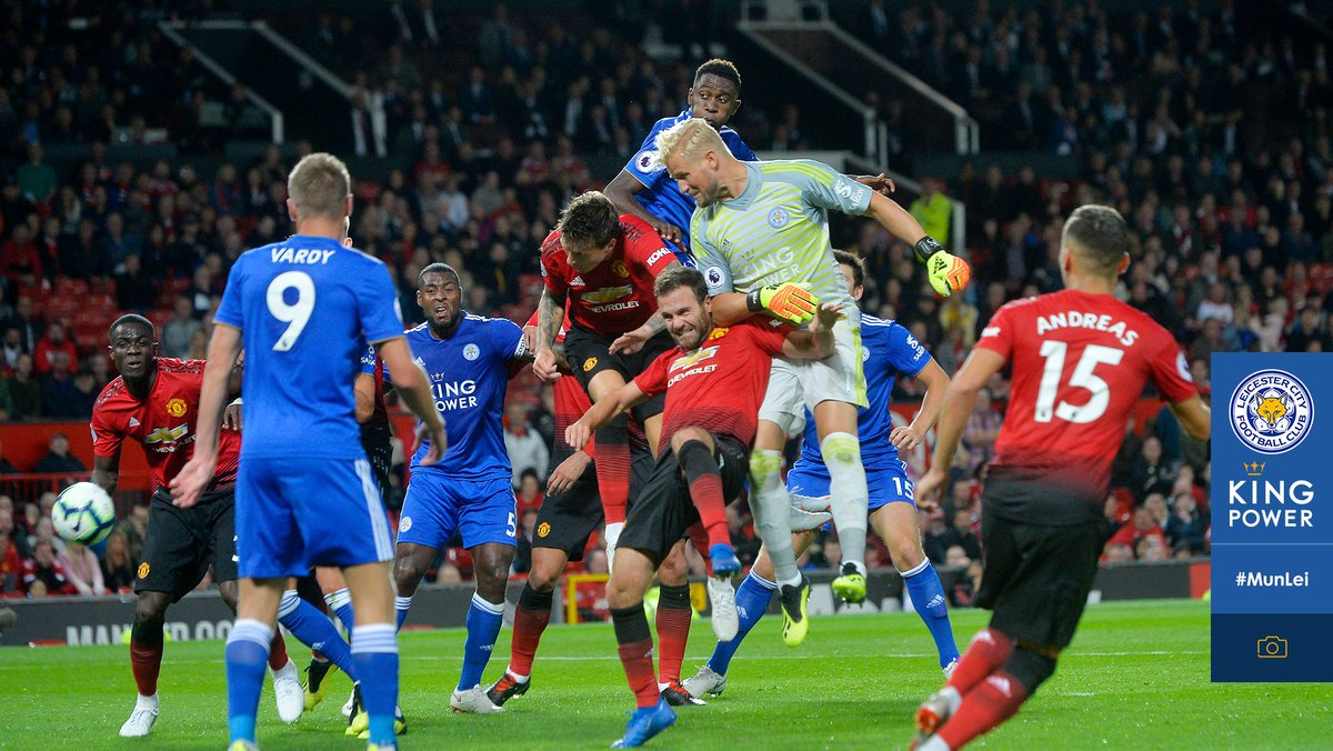 Leicester City's photo on #MunLei