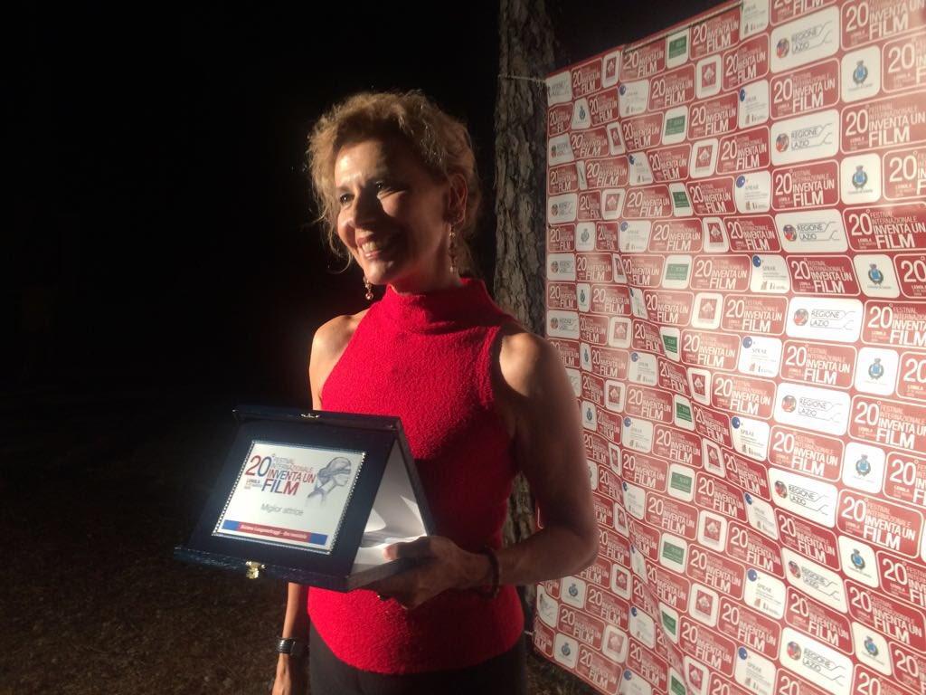 Dal cielo nella notte di #SanLorenzo2018 è arrivato un altro premio come miglior attrice per L'Esodo #lesodofilm  - Ukustom
