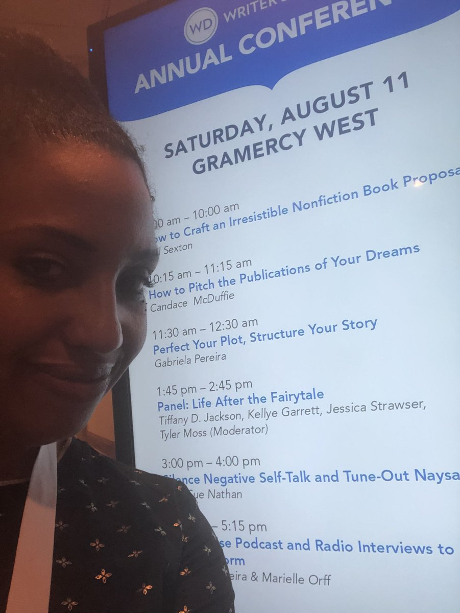When you're early to your first panel so you act like a dork and take pics with the digital sign...#wdc18 <br>http://pic.twitter.com/TU7q7VdwNa
