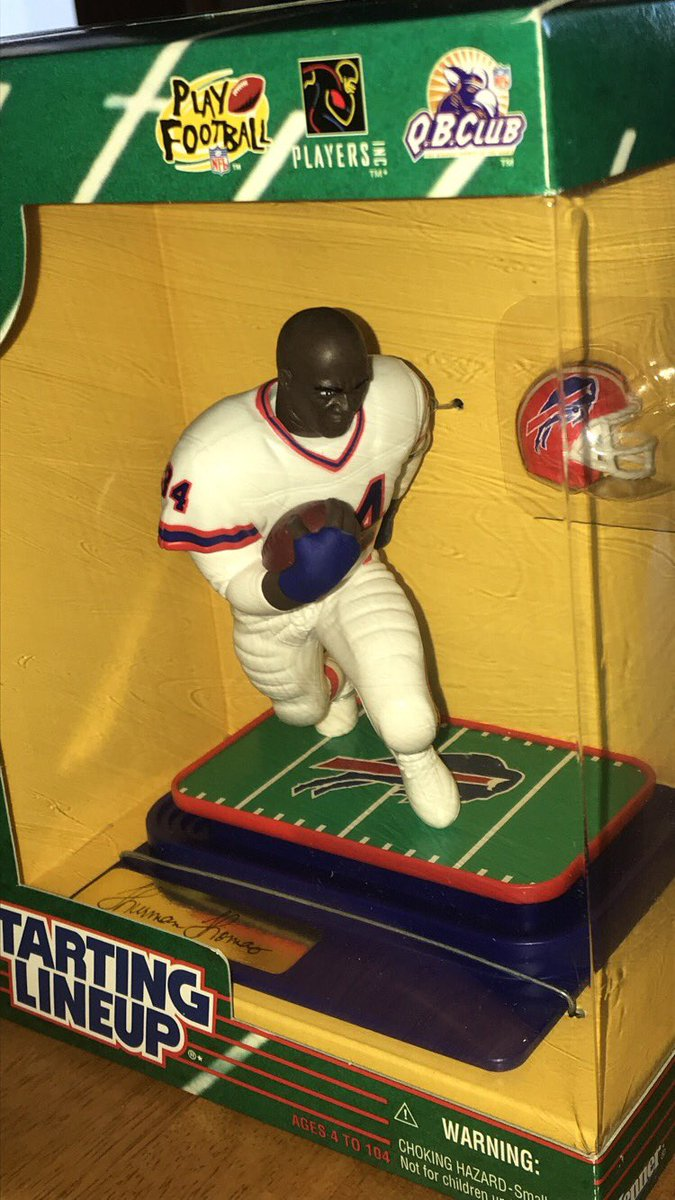 What a great deal on this @thurmanthomas figure! $5 bucks from @Sports716Cards #steal<br>http://pic.twitter.com/NzVlcx8hSd