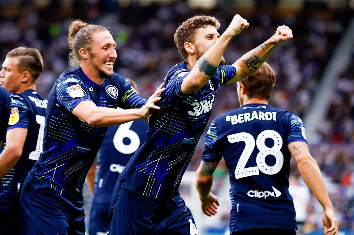 Derby County – Leeds 1-4