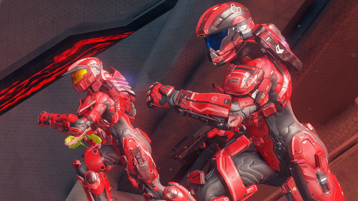 Grab a friend and head over to your local @MicrosoftStore tomorrow for a Halo 5 Doubles tournament. While there, meet fellow Halo fans and find teammates for next months 4v4 event! #MicrosoftStoreHalo smash.gg/mrshalo