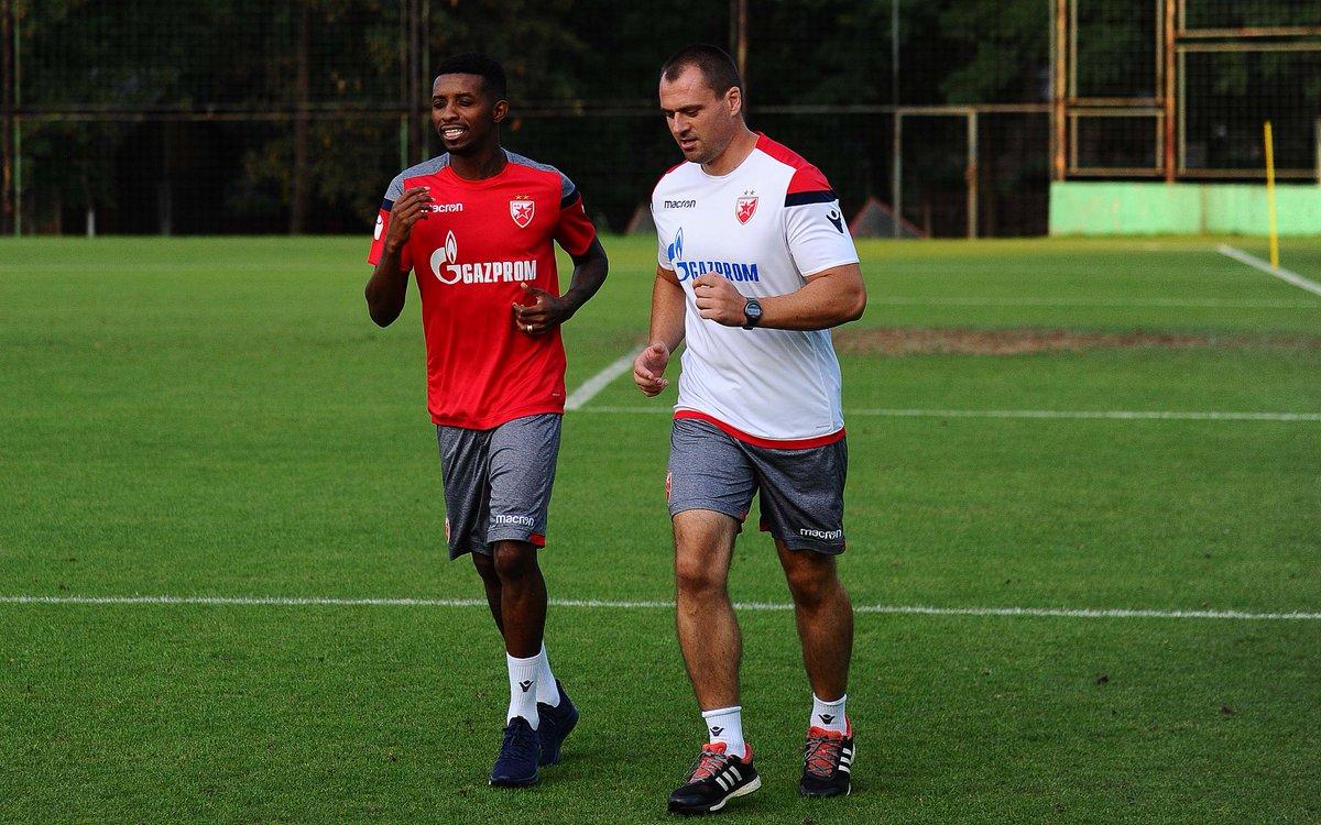 Prêté par les Girondins, Jonathan Cafu est mis sur la touche à l'Étoile Rouge de Belgrade