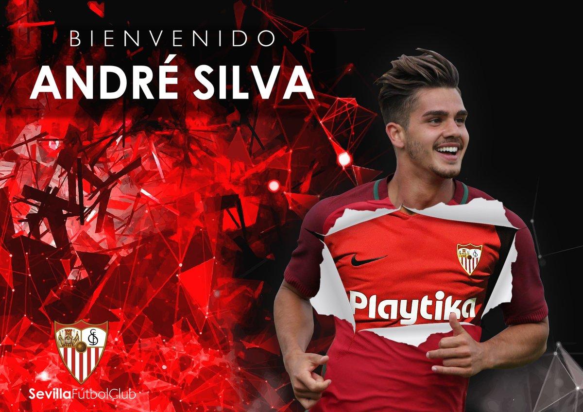#UltimOra mercato Ufficiale: #AndreSilva in prestito al #Siviglia#SkyCalciomercato #SkySport  - Ukustom