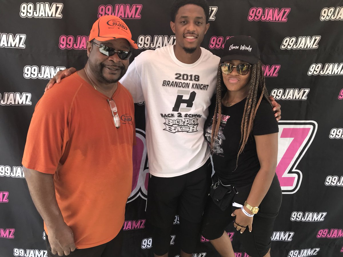 99JAMZ On Twitter Our Boy Brandonknights B2SBackPackBash Was A Success The Kids Had Blast We Got To Giveaway Hundreds Of Backpacks From Adidas