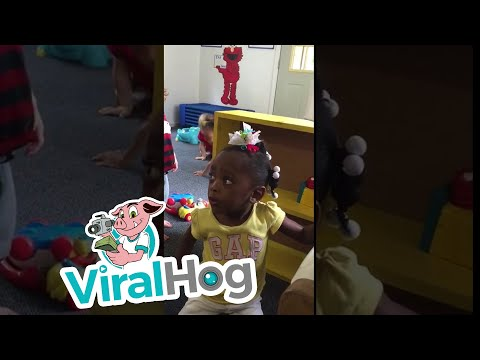 93 3 Flz On Twitter This Little Girl Is Not Happy About Being
