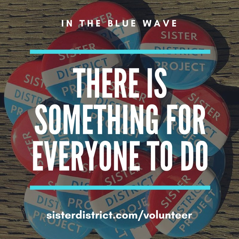You can take meaningful action from anywhere, even If you don't live near one of our active teams or if you just want to help out on your own schedule.   Fill out this form, and we&#39;ll show you how:  https:// goo.gl/c5RBUe  &nbsp;    #BlueWave #RedToBlue #MidtermElections<br>http://pic.twitter.com/v3VlFd8oMz