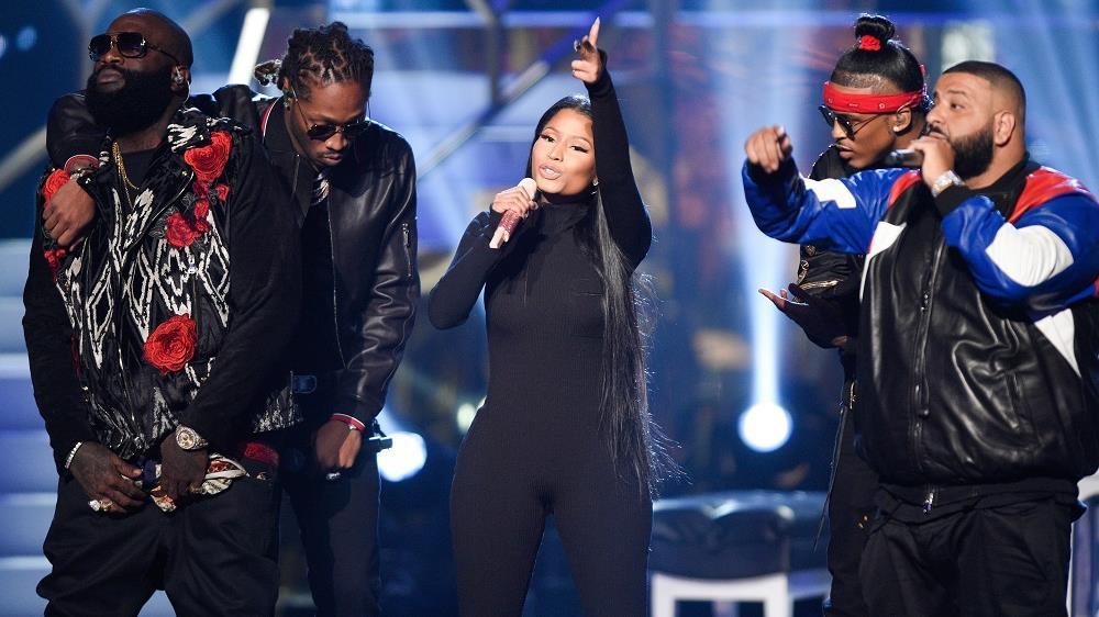 Nicki Minaj explains those Drake, Meek Mill, and DJ Khaled references on #BarbieDreams https://t.co/4DZ08geHI0