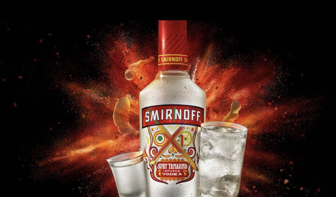 10pm @SmirnoffUS  reps willl be inside, come taste this amazing tamarindo flavored vodka. #brujeriaDT https://t.co/avKGaL0SaZ