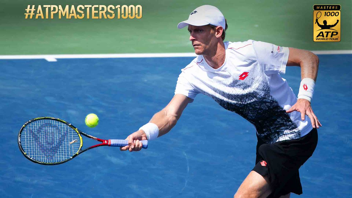 Atp Tour On Twitter Kevin Anderson Takes The Opening Set Of His