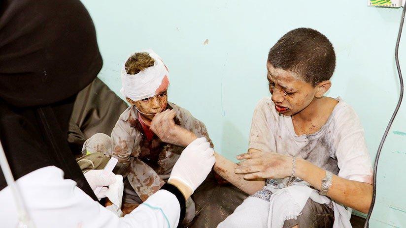 #Yemen: il segretario #ONU chiede un' indagine indipendente sulla strage dei bambini dello scuolabus http://it.truthngo.org/yemen-il-segretario-onu-chiede-un-indagine-indipendente-sulla-strage-dei-bambini-dello-scuolabus/#yemencrisis #YemenGenocide #YemenCantWait #YemenChildren #yemen_children #YemenWar #yemenichildren #Hudaydah #Hodeida #ArabiaSaudita #Saudi_Arabia #SaudiWarOnYemen  - Ukustom